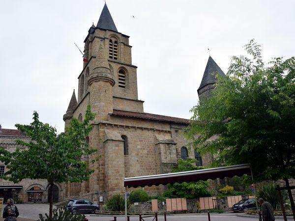 Saint Junien petite ville bien sympathique