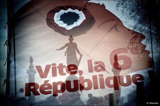 Jean-Luc Mélenchon, le 18 mars 2012 – discours pour la sixième République place de la Bastille