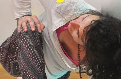 Juliane : shiatsu et yoga
