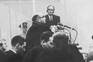 15. Dezember 1961 - Todesurteil gegen Adolf Eichmann in Jerusalem: Der Schreibtischtäter