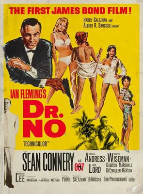 James Bond 007 contre Dr No de Terence Young