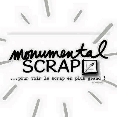 Monumental Scrap, Paris !