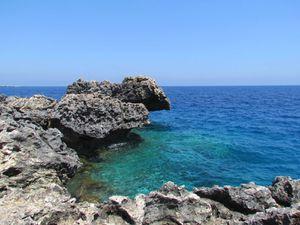 Retour vers LARNACA, Chypre