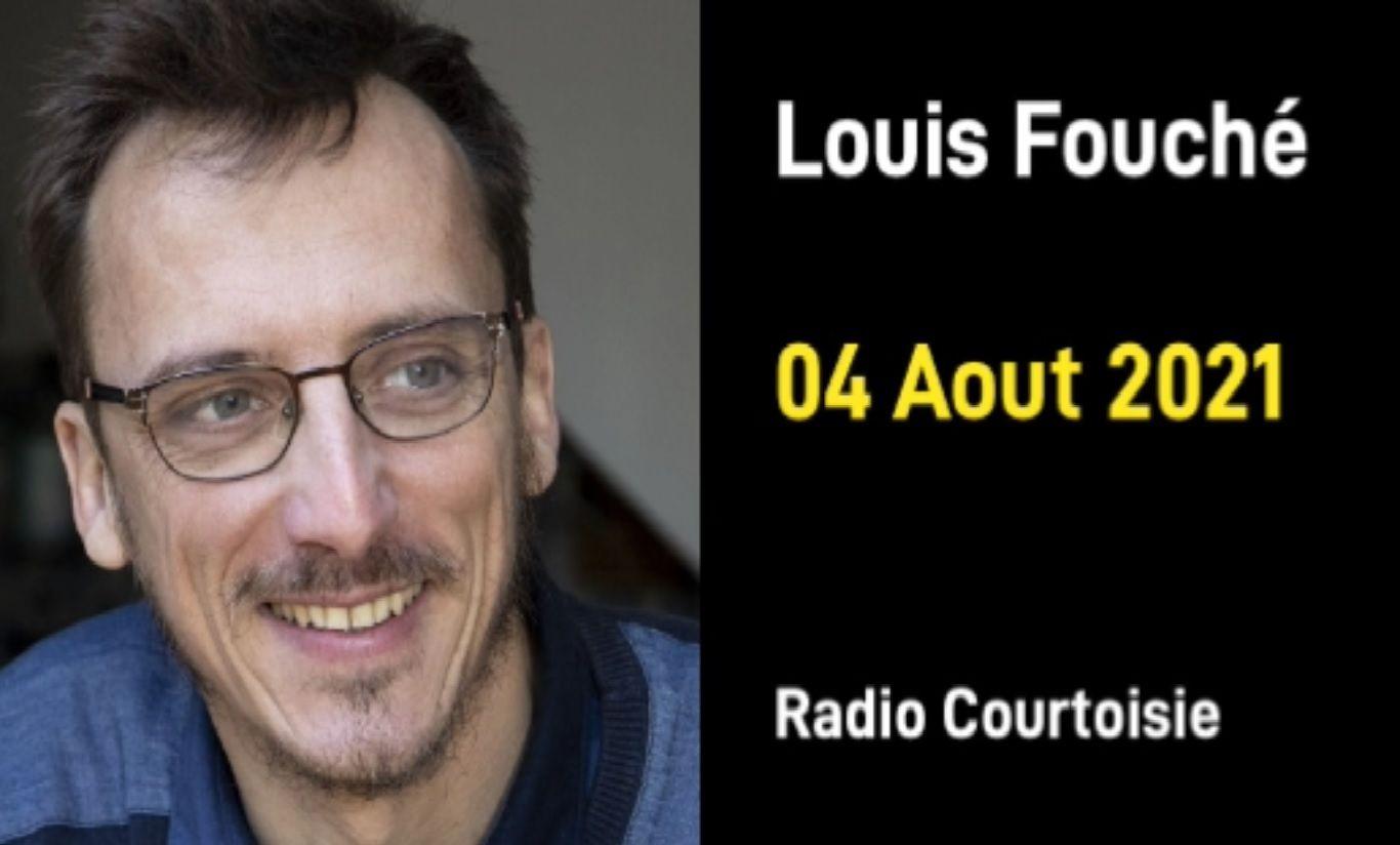 Louis Fouché sur radio courtoisie
