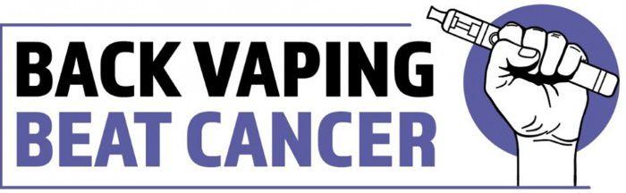 La World Vapers' Alliance a lancé une grande campagne mondiale : Back Vaping. Beat Smoking