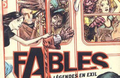 Fables, tome 1 : Légendes en exil - Bill WILLINGHAM