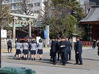 Tokyo Février 2018 #jour 3 - Asakusa, Sky Tree et Unagi
