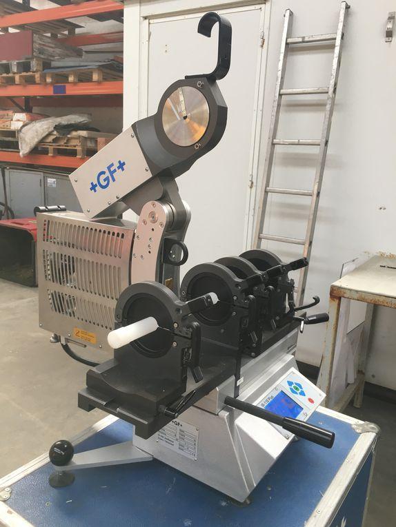 Soudeuse à infrarouge GF IR-110 Plus