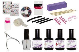 Recevez un kit complet gratuit de la marque Plastimea pour réaliser des manucures permanentes ou semi...