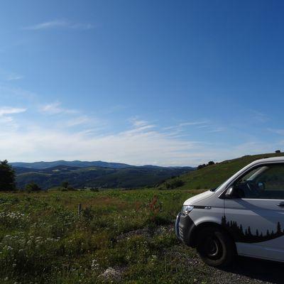 Notre combi passe en Offroad (ou presque ....) avec nouveaux pneus et amortisseurs (Transporteur Volkswagen 6.1)⁹