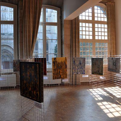 Monet à Rouen