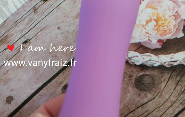 Test du mini vibro Lady Finger
