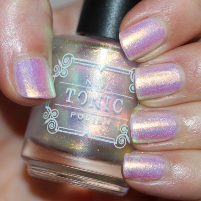 Tonic Polish My Little Rainbow (& Merry Christmas)