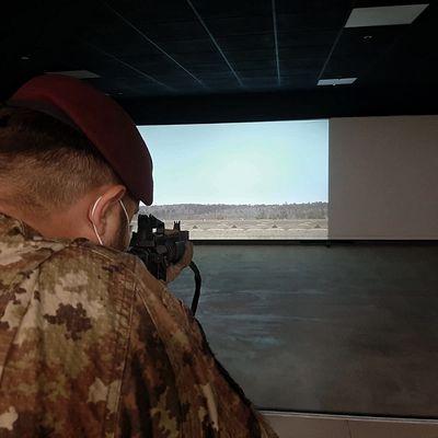 """Vicenza:i Paracadutisti del 183° """"Nembo conseguono abilitazione all'uso del sistema E.S.T."""