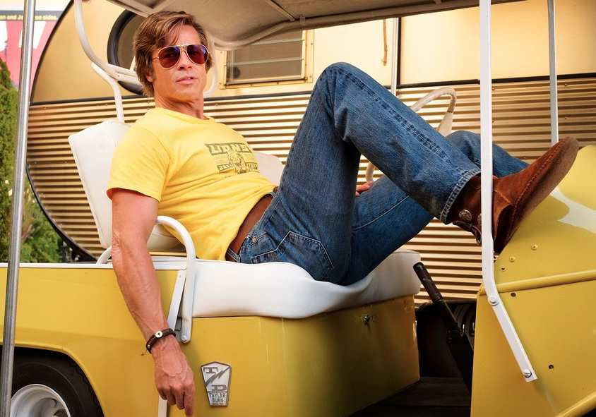 ONCE UPON A TIME IN HOLLYWOOD, DES PREMIERES PHOTOS DU FILM !