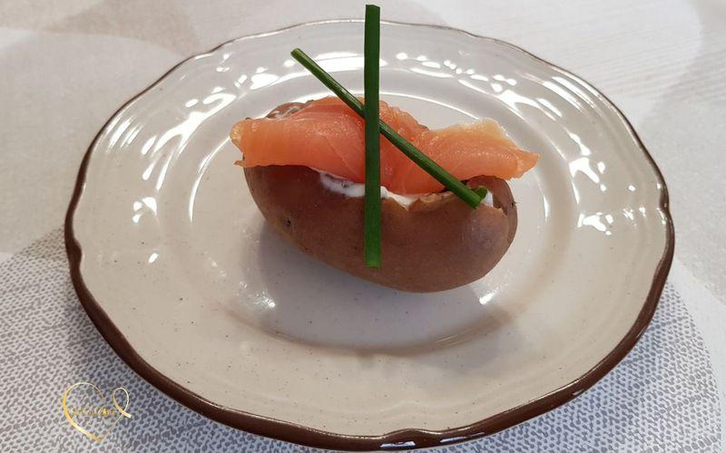 Sauce crémeuse pour sublimer de belles pommes de terre en robe des champs