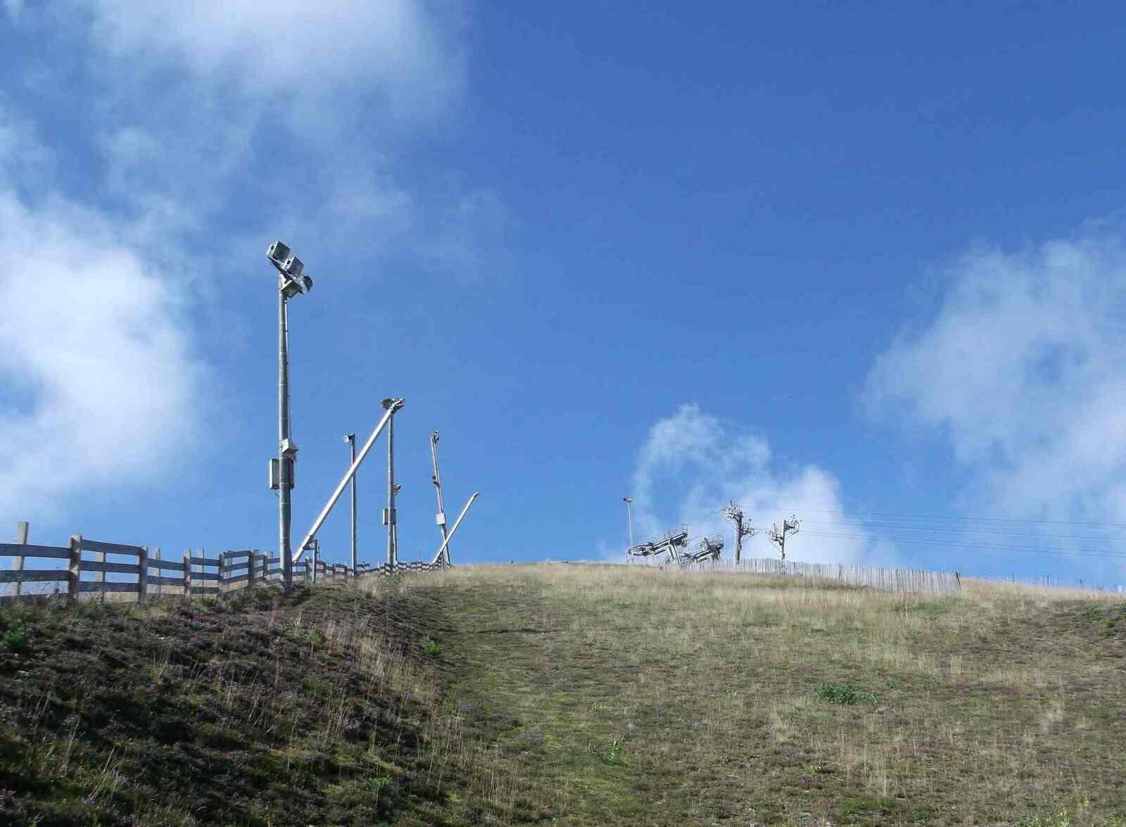 LE MARKSTEIN : LE CIRCUIT DU LAC DE LA LAUCH (R 452) - 13,4 km - D+ 477 m - 3 h 45 mn - 3/6