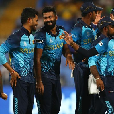 T20 World Cup result: Sri Lanka top their group in style: Sri Lanka beat Netherlands in first round of T20 World Cup