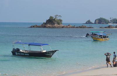 Malaisie 2 : entre montagne et mer...