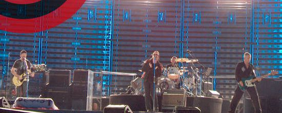 U2 -Vertigo Tour -05/08/2005 -Nice -France  Parc des Sports Charles Ehrmann