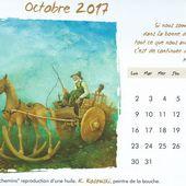 OCTOBRE 2017 par les APBP et par Francis Cabrel - Images du Beau du Monde