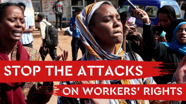 Indice CSI des droits dans le monde 2021 : la pandémie de Covid-19 met en lumière les droits des travailleurs