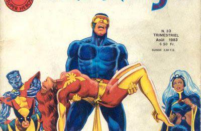 Les comics de super héros US: 1 jour 1 BD article 5