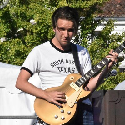 THEO  LAWRENCE AND THE HEARTS A COGNAC LE 7/07/2018