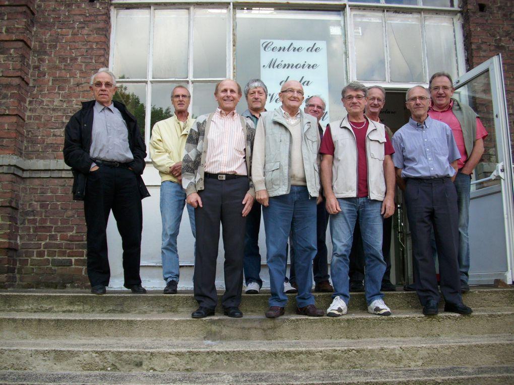 1er Septembre 2009, journée de reprise pour l'année 2010-2011 pour les membres actifs.