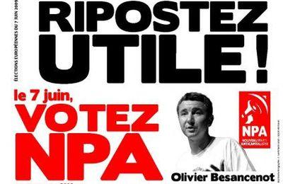 «Mélenchon veut fumer le PS. Nous, on veut exploser la droite» (interview à Libération du 30 mai)