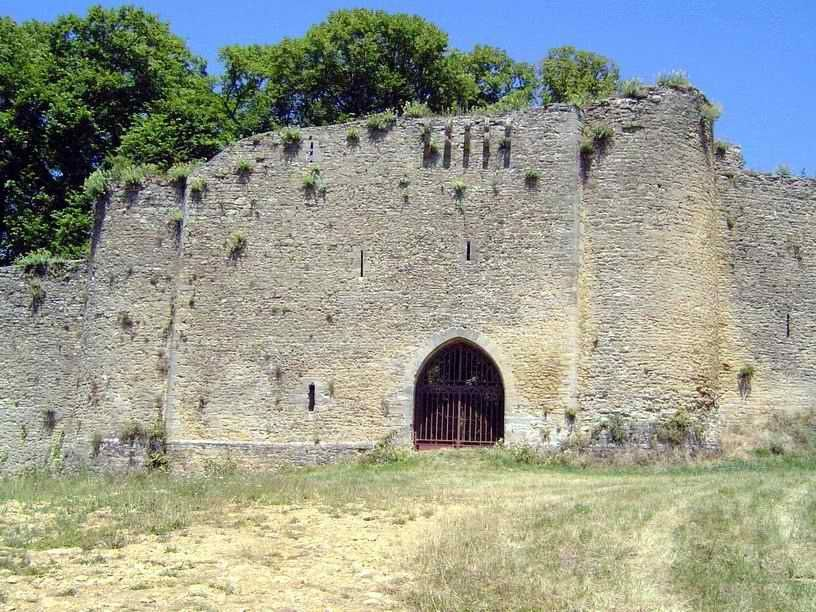 Diaporama château d'Arlay