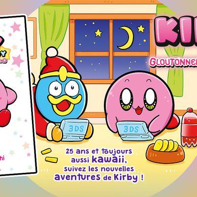 Annonce Soleil Manga, Kirby Fantasy bientôt dans leur collection