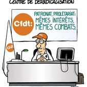★ 50 ans de CFDT : de l'autogestion à la collaboration de classes - Socialisme libertaire