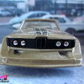 BMW 320I RACING LUSO TOYS 143 - car-collector