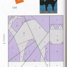 Gallery.ru / Фото #135 - Foundation Quilt Blocks - 777m
