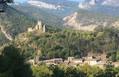 Val de Drôme, Pont de Sainte-Croix, et 9000 km