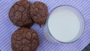 Cookies Brownies au chocolat