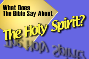 Pneumatology:The holy spirit,misconceptions and measure.Part 2