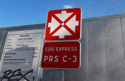 CDG Express : reprise de chantier !
