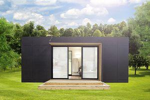 TECNHOME à Thionville lance son module NOVA : un habitat modulaire clés en main