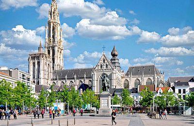 L'instant néerlandais du jour (2021_01_27): Antwerpen