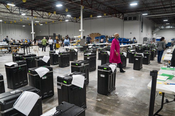 Histoire d'une élection volée : la fraude en Georgie