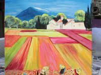 Vie d'Art en Grange de Jacqueline MELLINGER !