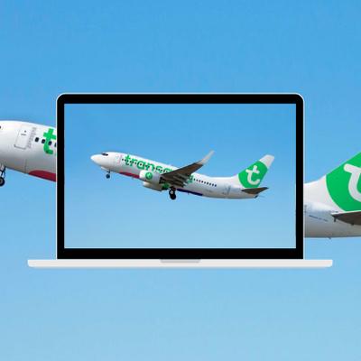Transavia reprend les vols Brest-Paris Orly à compter du dimanche 28 mars