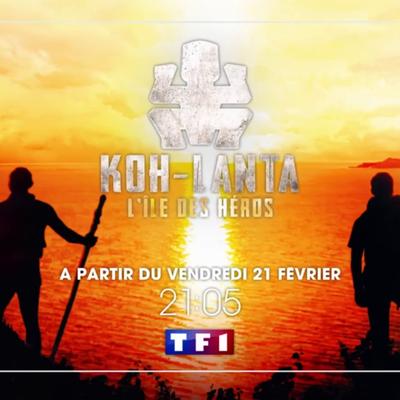 """La nouvelle saison de Koh Lanta, """"L'île des héros"""", sera lancée ce soir à 21h05 sur TF1. Découvrez les premières minutes"""