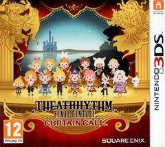 TEST Critique Theatrhythm Final Fantasy : Curtain Call