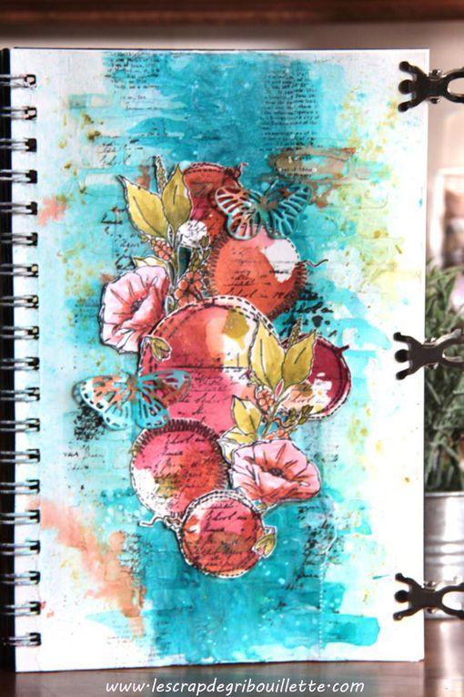 Art Journal et Happiness Book 2021