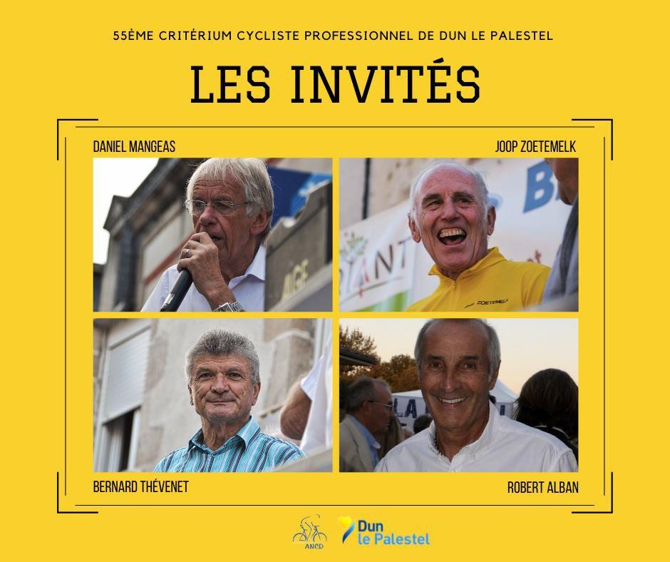 Ce soir à Dun-le-Palestel, 55ème Critérium