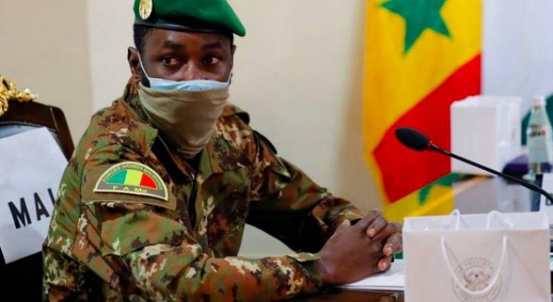 Mali interim president attacked during Eid Al Adha prayers