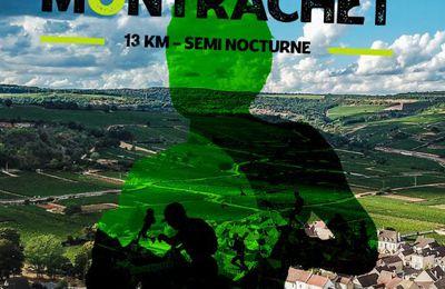 Samedi 23 octobre 2021 - Trail du Montrachet - Chassagne-Montrachet